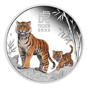 0-02-2022-Year-of-the-Tiger-1oz-Silver-Proof-Coloured-Coin-StraightOn-HighRes